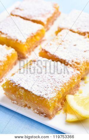 Baked Lemon Bars