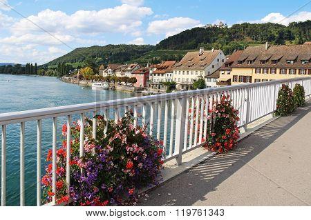 Stein Am Rhein. Switzerland.