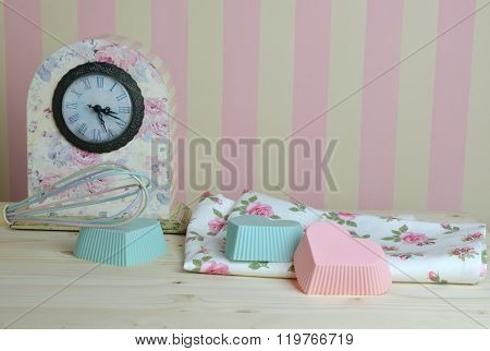 Kitchen Vintage Clock