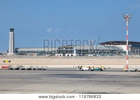 New Muscat International Airport