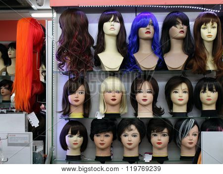 Wigs exposed