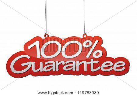 Background 100 Percent Guarantee