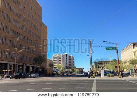 1St Ave And Jefferson St, Phoenix, Az