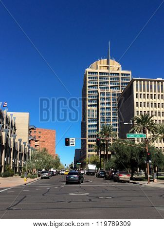 Phoenix City Hall Tower