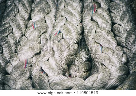 Old Rope Background
