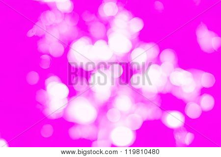 purple bokeh background