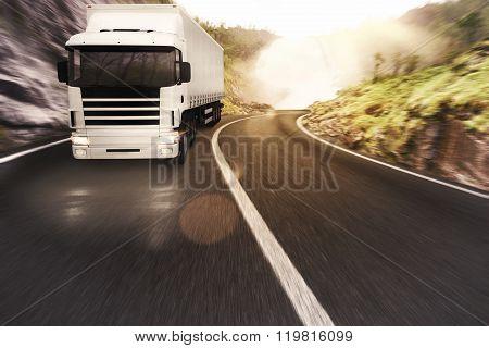 Transport road