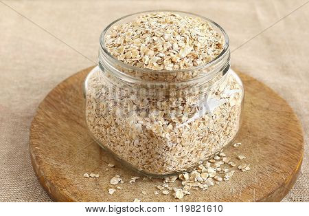 Healthy Food Oats