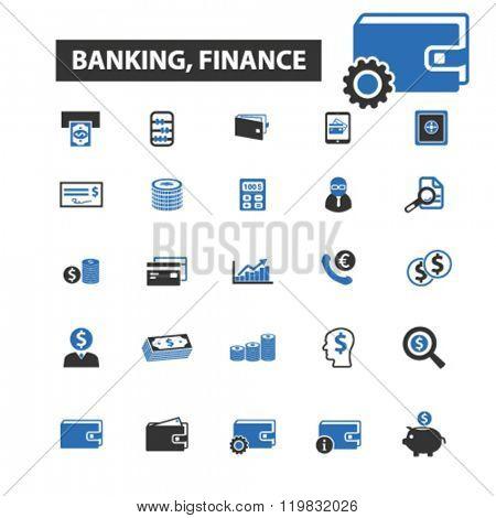 banking icons, banking logo, banking vector, banking flat illustration concept, banking infographics, banking symbols,