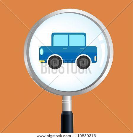 Car Magnify