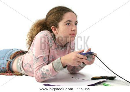 Estudiante Gamer