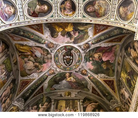 Trinita Dei Monti Church, Rome, Italy