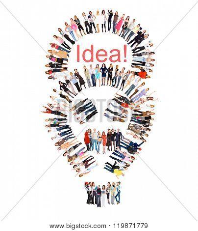 Business Picture Achievement Idea