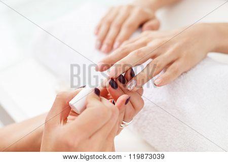 Nail Polish Process