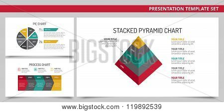 Presentation template set 4