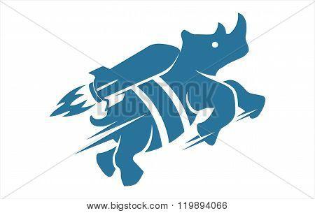 Rhino Rocket Fly