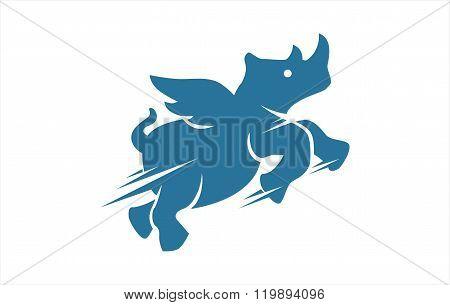 Rhino wings Fly