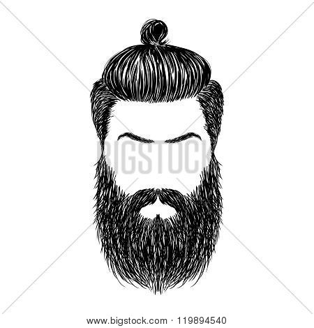 hair and beards