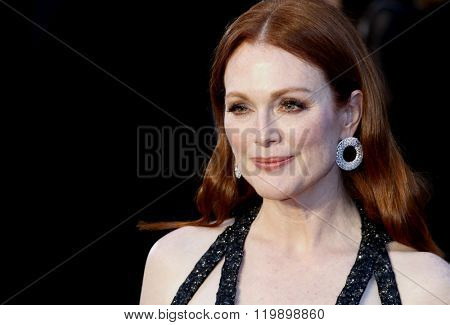 Julianne Moore at the 88th Annual Academy Awards held at the Hollywood & Highland Center in Hollywood, USA on February 28, 2016.