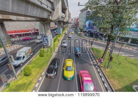 Junction Inside Bangkok