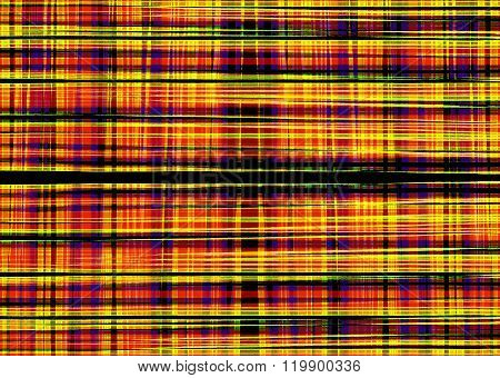 Colourful Stripes Background