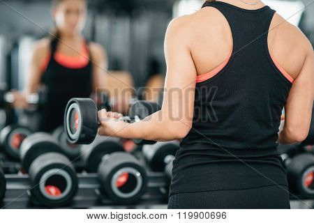 Body Building Exercising