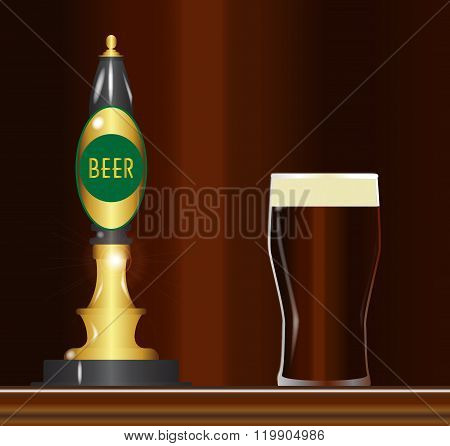 Beer On The Bar