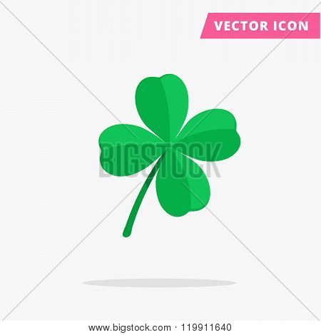 Quatrefoil leaf clover sign