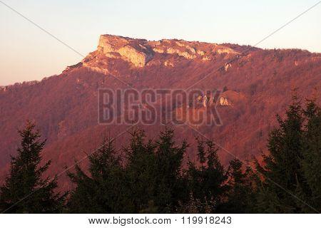 Mount Klak, Mala Fatra, Strazovske Vrchy, Slovakia