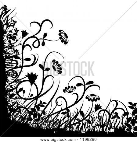 Floral Chaos, Vector