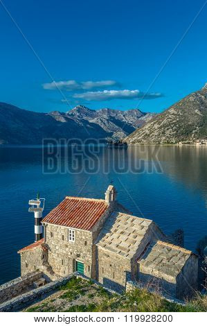 Church of Our Lady of Angels, Verige, Kotor