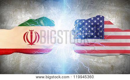 USA vs Iran