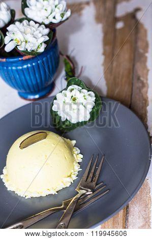 Lemon Mini Cake