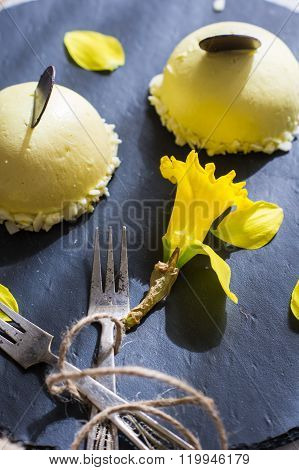 Lemon Mini Cake