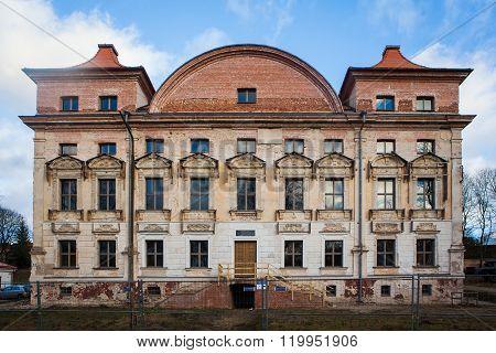 Sapieha Palace In Vilnius, Lithuania