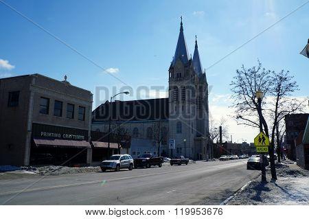 Saint Joseph Church