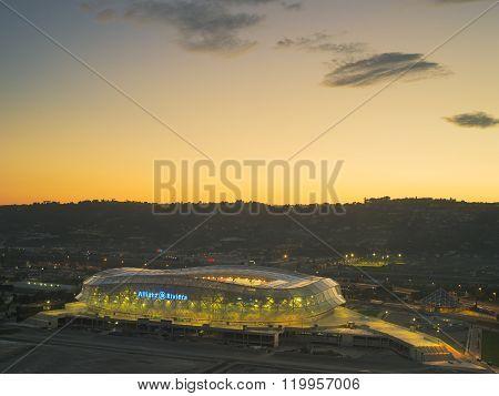 Allianz Riviera,nice,france
