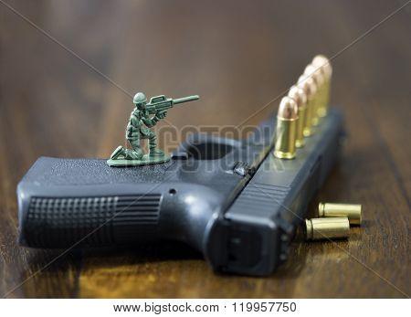 War on Violence