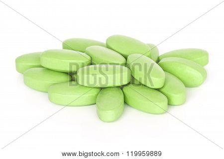 Vitamin B Tablet Supplements