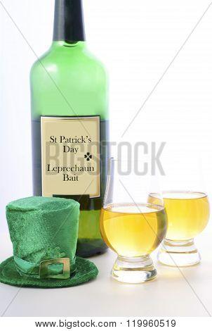St Patricks Day Irish Whisky