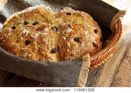 Irish Soda Bread / Saint Patrick Day Food