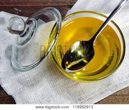 Desi ghee or Clarified butter