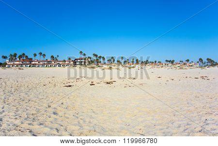 City of Oxnard as Seen from Mandalay Beach, California