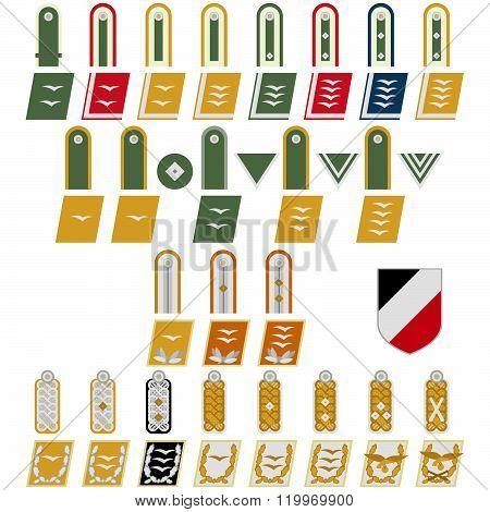 Insignia German Army