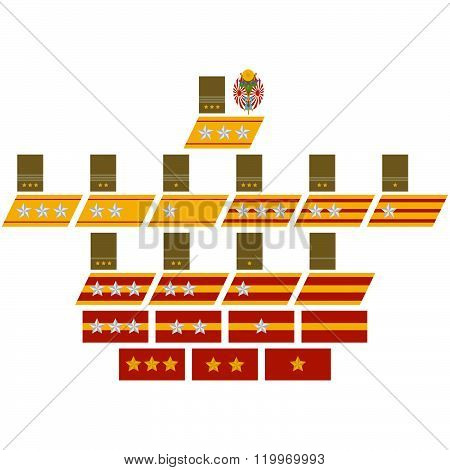 Insignia of the Japanese Imperial Army