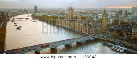 Aerial Big Ben