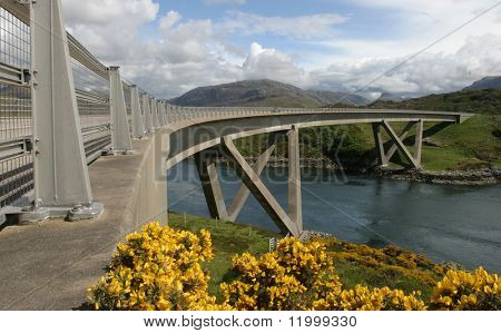 Bridge at Kylesku