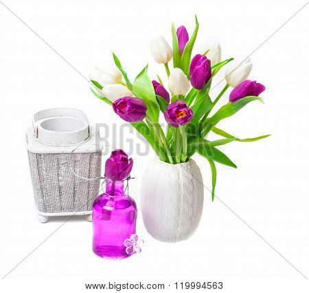 Tulips, Flower Decoration