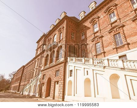Castello Del Valentino, Turin, Italy Vintage