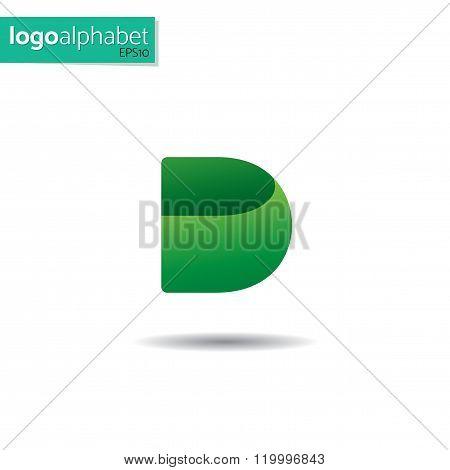 Logoalphabet, Letter D